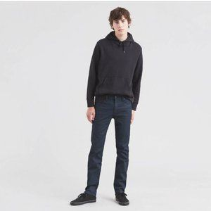 Levi's 511™ Slim Fit Men's BLACK INDIGO Jeans